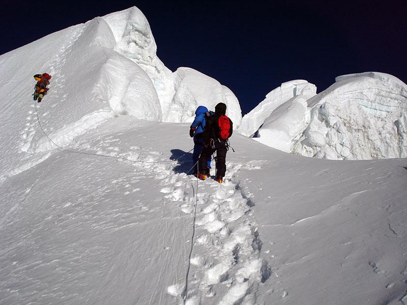Bokta-peak-climbing