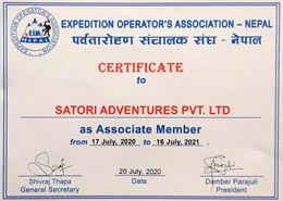 Expedition operators association nepal