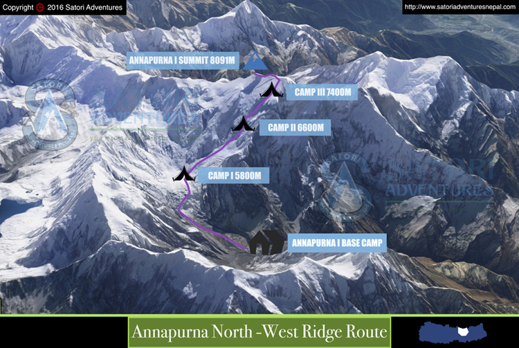 3annapurna northwest ridge r
