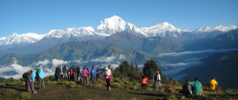 annapurna view trek rafting jungle safari and mountain flight tour42