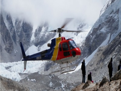 annapurna base camp helicopter tour24
