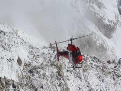 everest base camp helicopter tour44