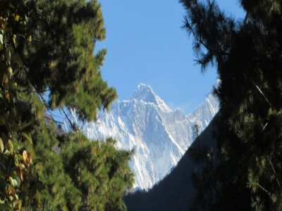 everest base camp short trek85