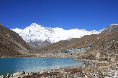 everest gokyo lake trek52