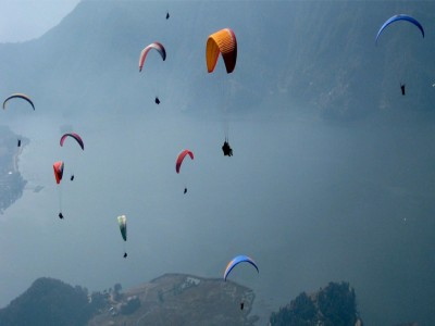 paragliding in nepal76
