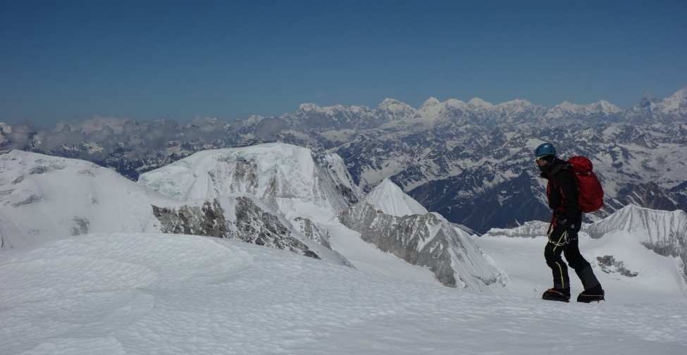 Cho Oyu Summit