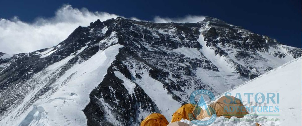 North Col Climbing expedition