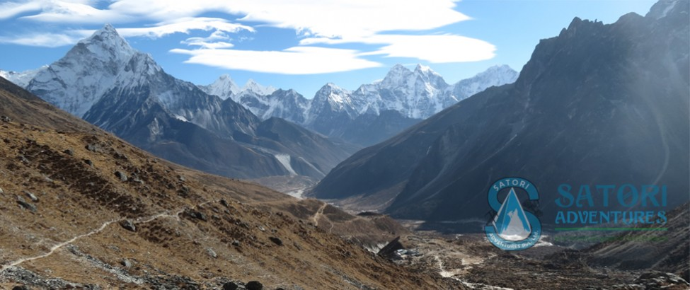 everest renjo la pass trek37