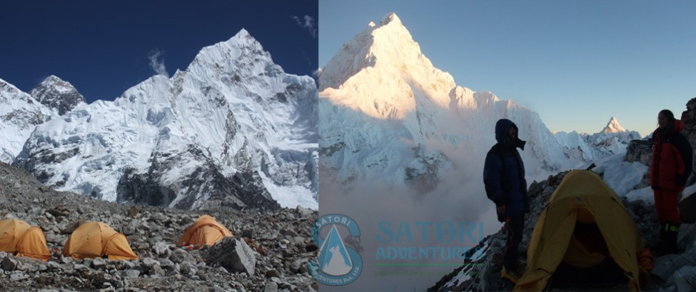 Pumori Expedition in Nepal