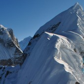 Chulu West peak climbing in Annapurna region
