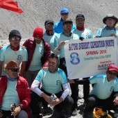 Expedition Groups in Everest Base Camp