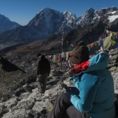 everest renjo la pass trek67
