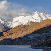 gokyo laketrek mountain flight jungle safari and pokhara tour74