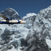 gokyo laketrek mountain flight jungle safari and pokhara tour94