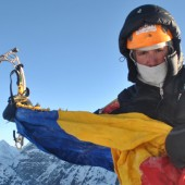 Kusum Kangaru summit by Romanian climbers