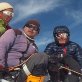 Group on Singu Chuli Summit at 6501M