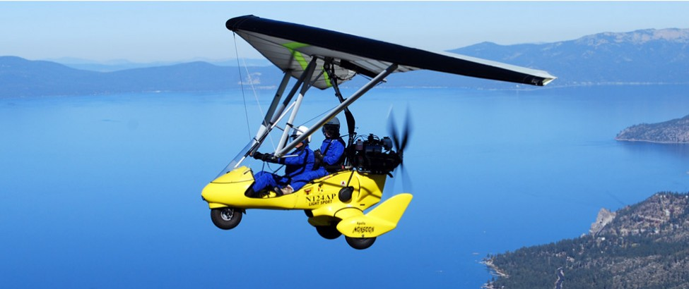 Ultra Light Aircraft In Nepal
